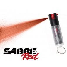 輕量鑰匙圈型-黑-美國SABRE沙豹防身噴劑